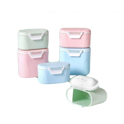 Milk Powder Travel Container